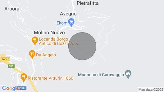 Villa Daphne, Jossa on Uima-allas ja Poreallas Lähellä Merta ja Portofinoa Map