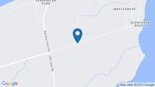 !!beautiful Resort Condo @ Friday Harbour Resort!! Map
