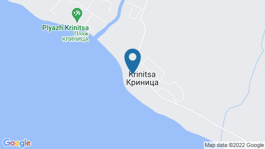 Holiday Village Dubravushka Map