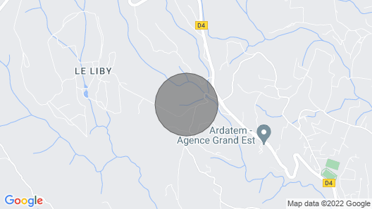 2 Bedroom Accommodation in Bourg-saint-andéol Map