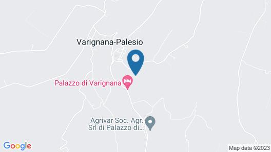 Palazzo di Varignana Resort & SPA Map