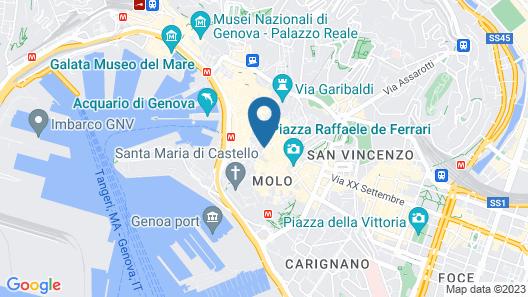 Affittacamere San Lorenzo B&B Map