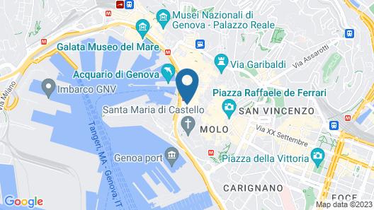 Bigo Guest House Map
