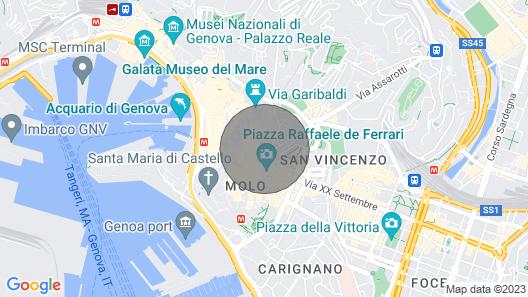 Altido Splendido Appartamento Vico Della Casana Map
