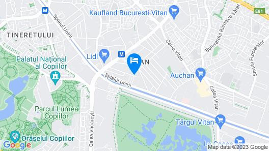 Vitan Apartment Map