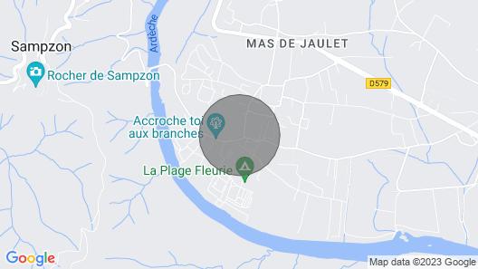 La Quieta, Individual Comfortable Cottage Near River and Village Map