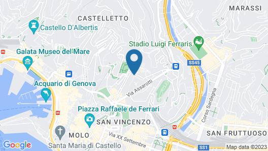 Le case della Ste - Hostel Settembre Map