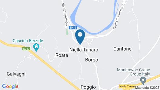 Bella Niella Map