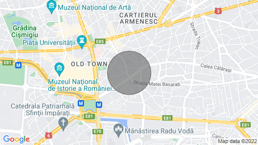 Check out the coolest villa in town Map