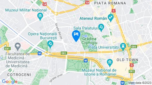 Epoque Hotel - Relais & Chateaux Map