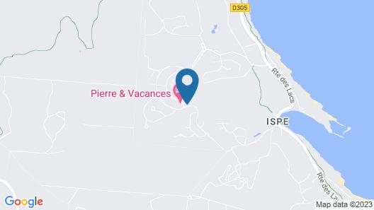 Pierre & Vacances Résidence Domaine de Gascogne Biscarrosse Map