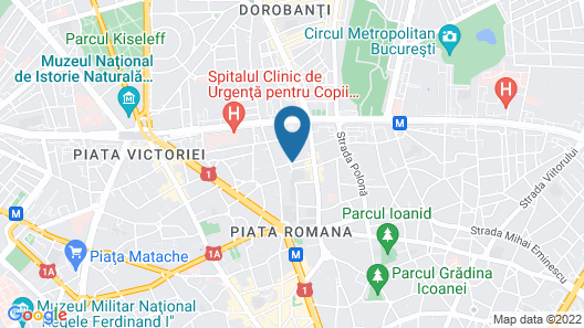 Hotel Christina Map