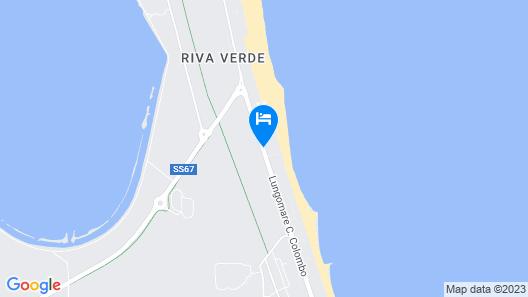 Terme Beach Resort Map