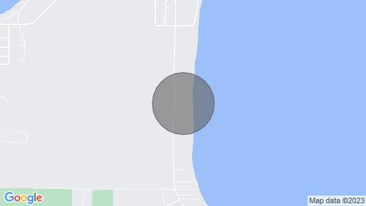 Higgins Lake Home w/ Dock, Fire Pit, & Deck! Map