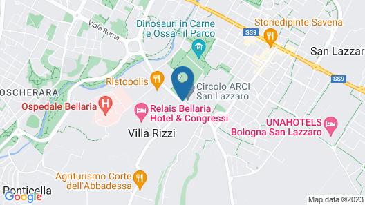Relais Bellaria Hotel & Congressi Map