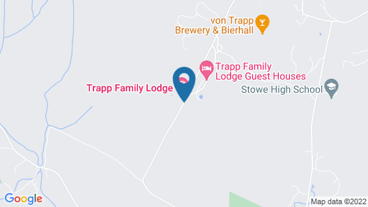 Trapp Family Lodge Map