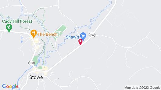 Brass Lantern Inn Map
