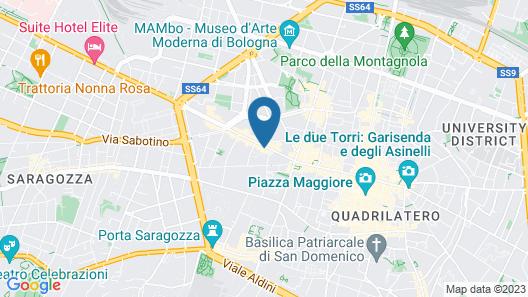 Atelier Pallavicini Map