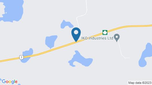 Colonial Inn Motel Map