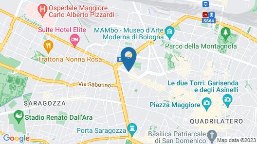 San Felice 135 - 2 Map
