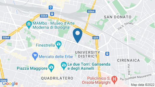 Almarossa Map