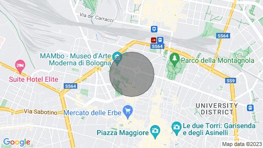 Portobello Apt. AUGUST SPECIAL OFFER! Map