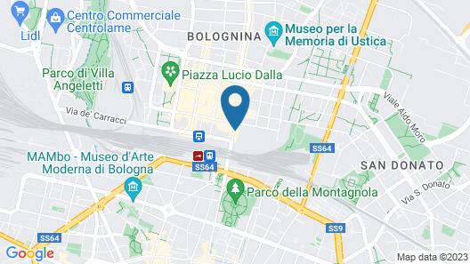 B&B Matteotti Map