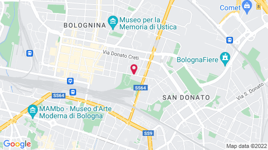 AC Hotel Bologna by Marriott Map