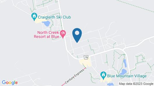 Summit Ridge 3 Map