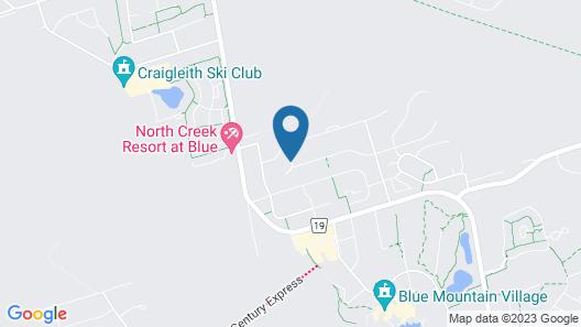 Summit Ridge 2 Map