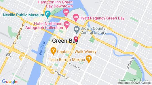 Village Inn Map