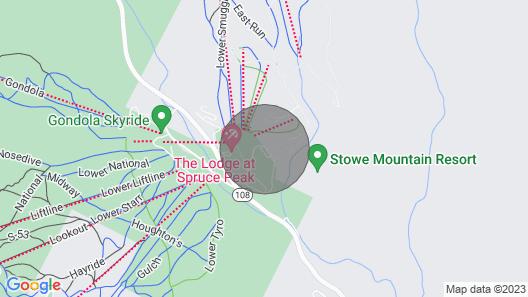 4BR Sterling Spruce Peak Map