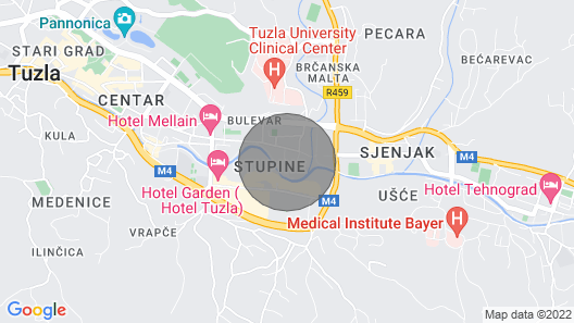 Apartment Amy - Bulevar Map