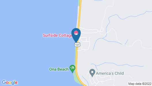 14556 S Coast Hwy. - 4 Br Home Map