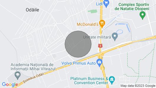 Ambasad'or Apartments Near Airport Map