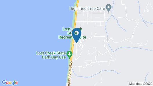 Whaler's Rest RV & Camping Resort Map