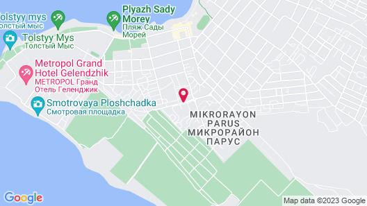 Favorit Hotel Map