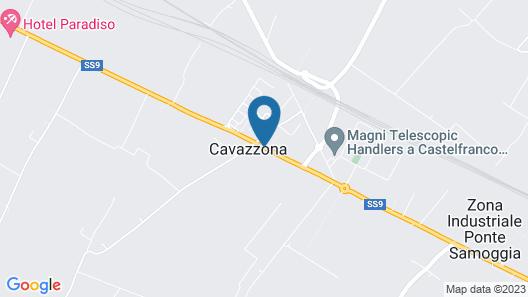 B&B Il Cantastorie Casa Molinari-Boldrini Map