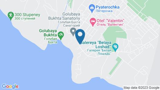 Dolche Vita Map