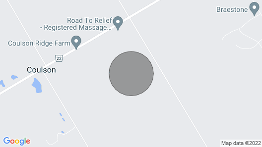 Horseshoe Valley Farm Map