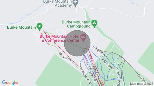 East Burke House w/ Deck < 3 Mi to Kingdom Trails! Map