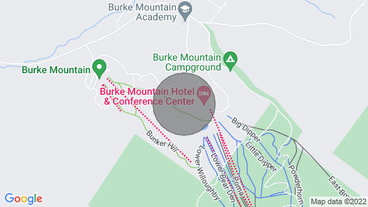 Great Spot for Bikers, Hikers and Lovers of Outdoors! Non-smoking Home Map