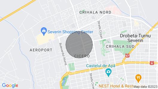 Modern Villa, Newly Built and Very Quiet Map