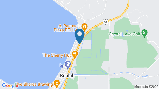Coastal Inn Map