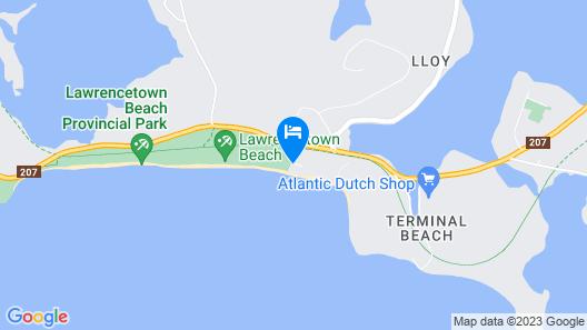 Moonlight Beach Suites Map