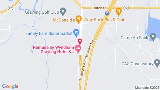 Days Inn by Wyndham Grayling Map