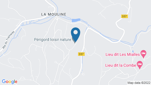 Ferme Villefranche Du Périgord Map