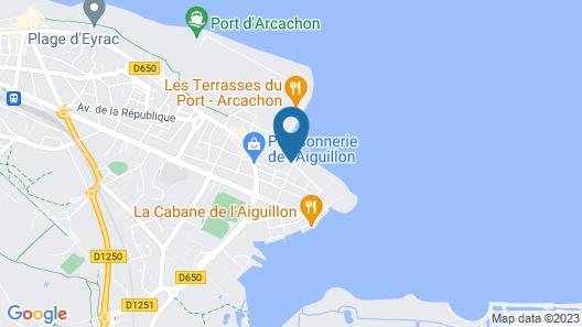 Hotel Orange Marine Map