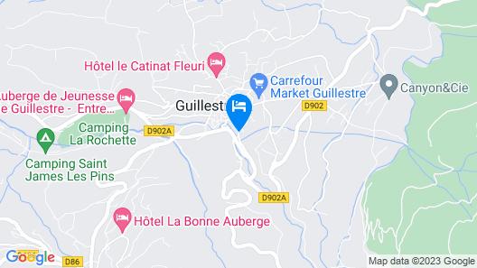 CapVerb Map