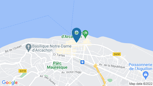 Hôtel Point France Map